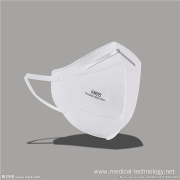 Face Mask N95 Disposable Medical white