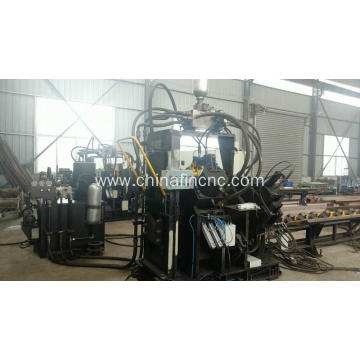 Angle Iron Cutting Machine