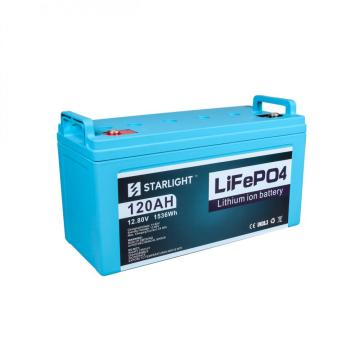 12.8V LiFePO4 Battery Replace 120AH​ Lead Acid Battery