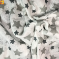 New Product Cotton Printed Muslin Baby Fabric