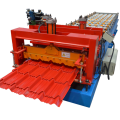Using Galvanized Metal Roof Roll Forming Machine