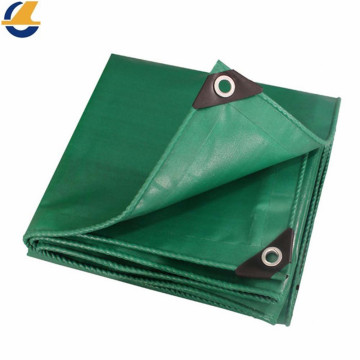 Green Pvc Laminated Tarpaulin Cover