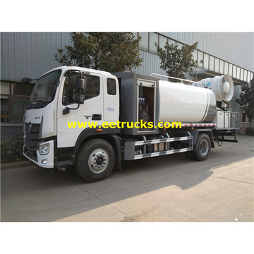 10m3 Auman Mining Suppression Water Trucks