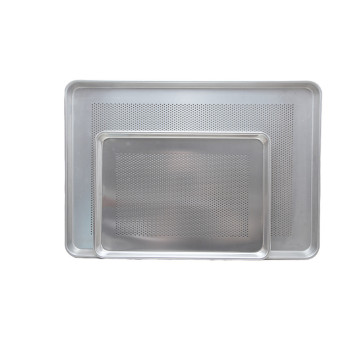 Fully Perforated Half Sheet Baking Pan
