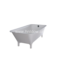 Pure acrylic freestanding Deep Soaking Bathtub