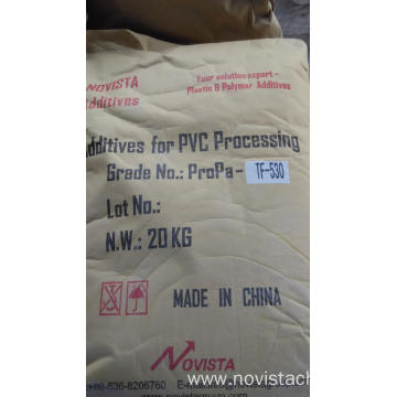 High Molecular Weight Acrylic Processing Aid