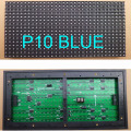 P10 Single Blue LED Display Module