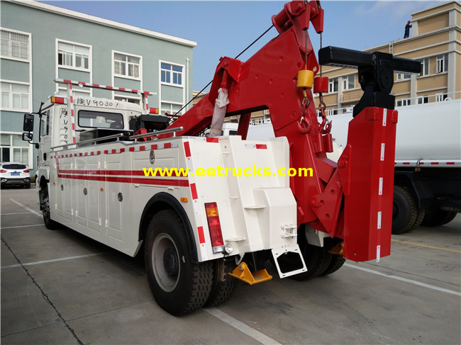 Heavy Duty Recovery Trucks