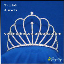 High quality fashion Pageant Crown