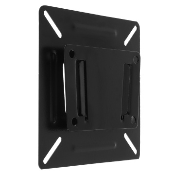 Thin 15KG TV Wall Mount SPHC with Coating Finished TV Holder Fixed TV Wall Bracket TV Frame for 14-24 Inch LCD LED Monitor Stand