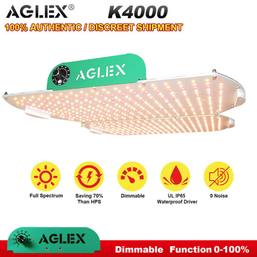 High PAR Quantum LED Grow Light 2.8umol/J