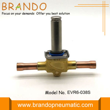 Freezer And Cold Store 24w EVR Solenoid Valve