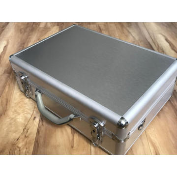 Aluminum Tool Case out Foam in Buttom