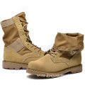 Men Casual Outdoor Work Hiking Desert Flat Boots