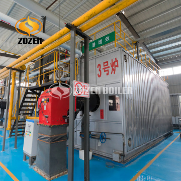 Industrial Oil Gas Fired 25 Ton Steam Boiler