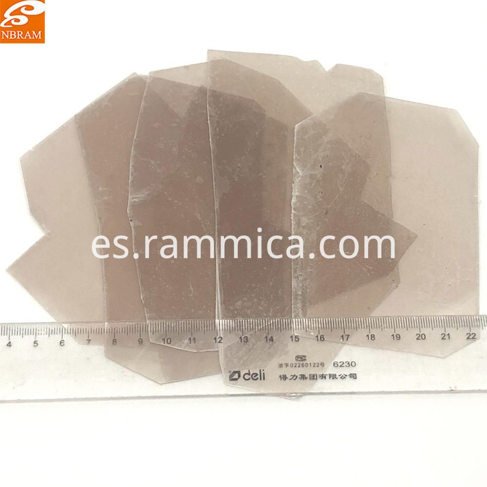 No 3 Nature Mica Sheet