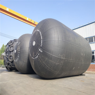 Sling Type Pneumatic Rubber Fenders for Ship
