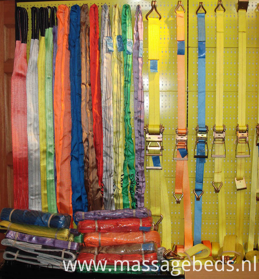 webbing sling and round sling