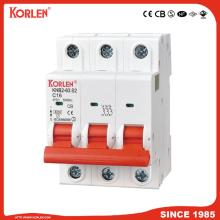 patented mini circuit breaker 10KA with SIRIM