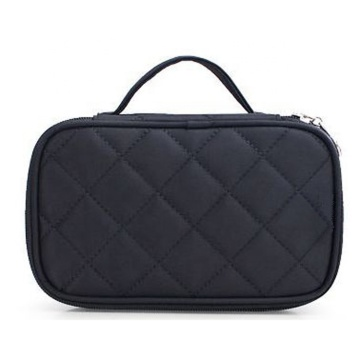 Hot Selling Promotion Large Capacity Multi-Function Portable Waffle Cosmetic Bag
