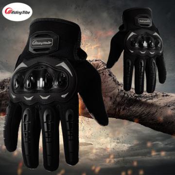 Riding tribe motorcycle gloves motorbike motocross racing gloves moto guantes de motocicleta racing luvas de motociclista gants