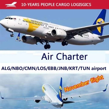 Africa Air shipping fast Route the best air rate of TK airline