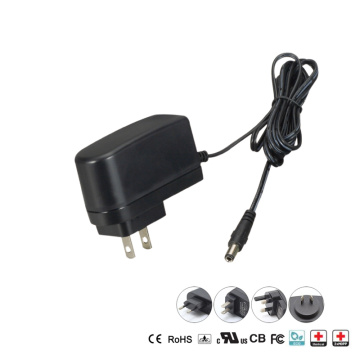 AC DC Adapter 12V 1A Switching Power Supply