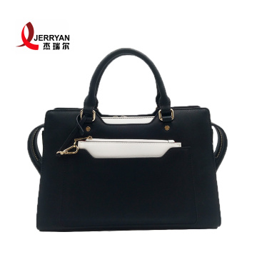 High Quality Leather Genuine Tote Bag Handbag
