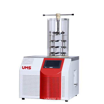 UTFD-10T Lab Freezer Dryer 0.9L with Stoppering-chamber