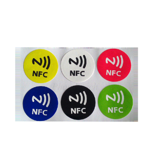 NFC Sticker RFID Paper Tag For Identification