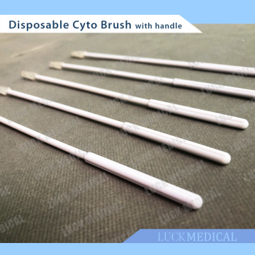 Medical Supplies Disposable Cervix Brush