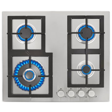 Teka Kitchen Stove Stainless Steel