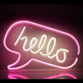HOLA LED NEON SIGN