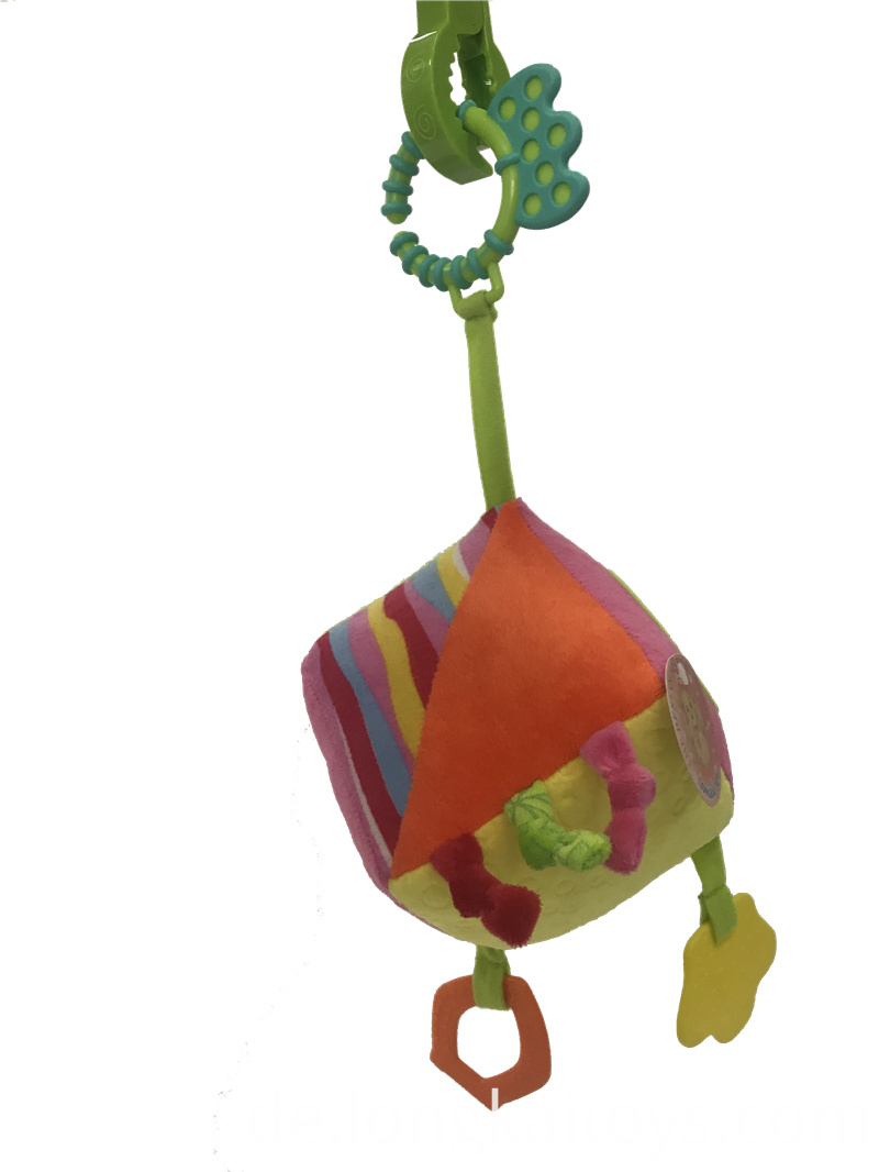 Teether Hexahedron Cube
