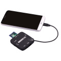 Type C To USB HUB Combo Micro SD TF MS M2 Card reader For MacBook Samsung galaxy s8 s9 S10 Note10 Huawei P20 P30 Pro OTG Phone