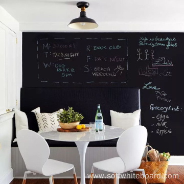 Writable Wall Blackboard Surfaces For Wall