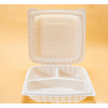 disposable lunch box for different food