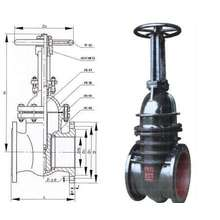 Parallel Type Double Disc Gate Valve
