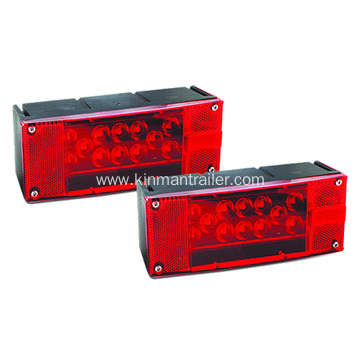 LED Tail Light For Off Road Camping