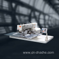 Robotic sewing machine with Auto-Template Changing system