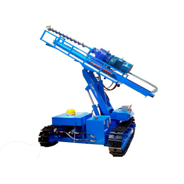 Hydraulic Mining Hard Rock Crawler Drilling Rig