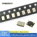 5PCS 5*7mm 7050 4 pins SMD Oscillator 100MHz 100M 100.000mhz Active Crystal Oscillator 5070