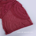 sun-protective wholesale crochet clothing dress cover up