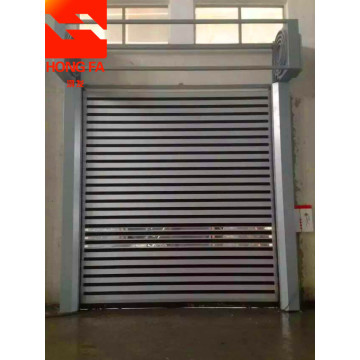 Spiral High Speed Door with Hard Metal