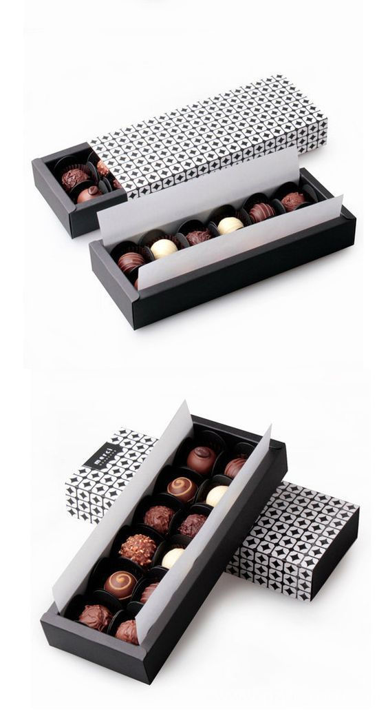 Drawer Boxes For Chocolate