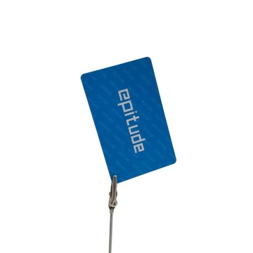 Contactless Smart Plastic Key Chip RFID Card
