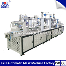 New Cup Mask After Process Making Machinery
