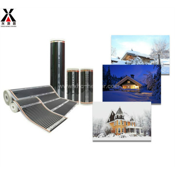 Snow Melting Heating Mat para sa Rood