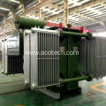 2500KVA 11/0.55KV oil immersed distribution transformer