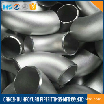 SS304 2 Inch Stainless Steel Fittings Elbow